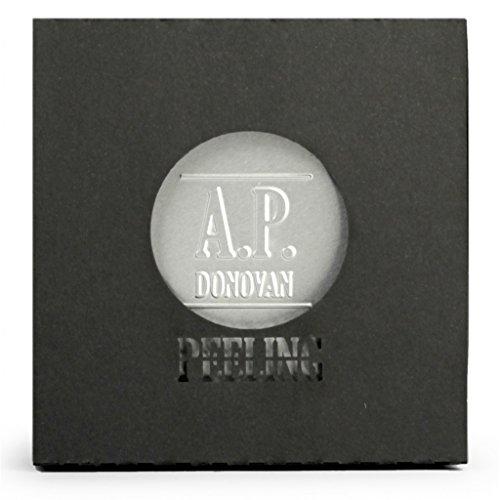 A.P. Donovan - Peeling Männer - Gesichts-und-Körper-Reinigung für den Mann Pflegende und reinigende Seife gegen Pickel und unreine Haut (Körper-handschuh-krawatte)