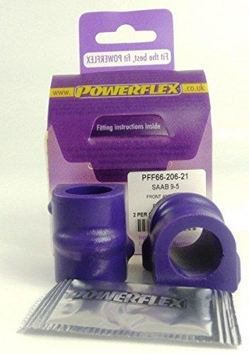 Tuning-Pro Powerflex Buchse Stabilisator vorne an Fahrgestell 21mm -