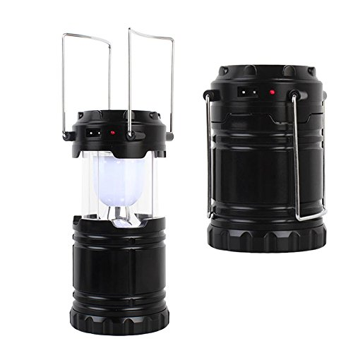 LED Laterne, BoYu Campingleuchte Laternen Camping lampe für Stromausfällen, Wandern, Camping, Notfall, Ausfälle (3 Type Laterne)
