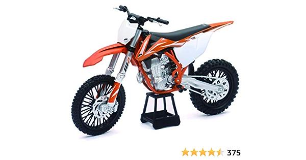 New Ray Motorcycle Dirt Bike Ktm 450 Sx F Mini 57943 Spielzeug
