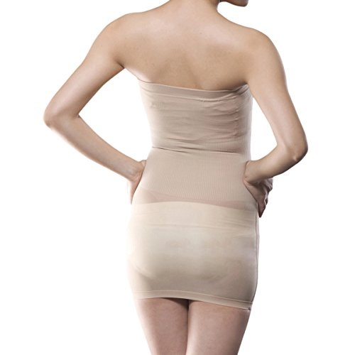 Shymay -  Sottoveste modellanti  - Basic - Donna Nude