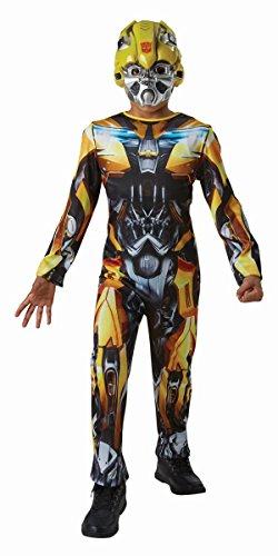 Rubie's Transformers Kinder Kostüm Bumblebee 13 bis 14 Jahre