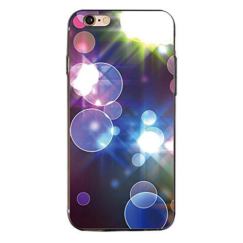 Cute Bubble 3d Impression téléphone Coque pour iPhone Samsung Galaxy, plastique, #3, for iPhone 6/6S Plus N°2