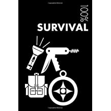 Survival Notebook: Blank Lined Survival Journal for Survivalist and Instructor