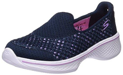 skechers-girls-go-walk-4-kindle-low-top-sneakers-blue-nvlv-15-uk-34-eu