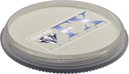 Diamond FX White 30 gm Face Paint by Diamond FX (ES1001)