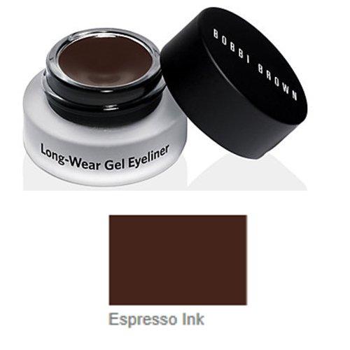 Bobbi Brown Long-Wear Gel Eyeliner, 07 Espresso, 1er Pack (1 x 3 g) -