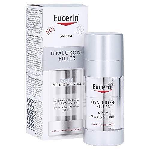 Eucerin Anti-Age Hyaluron-Filler Nacht Peeling und Serum, 30