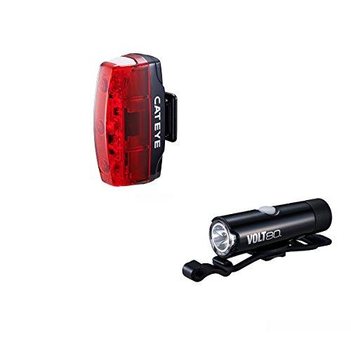 Cateye Volt 80vorne/Rapid Micro Set: