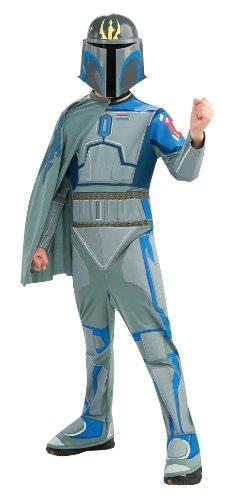 Pre Vizsla Kinderkostüm aus Star Wars, (Wars Star Kostüm Pre Vizsla)