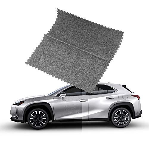 EASY EAGLE Auto Kratzer Entferner, Auto Kratzer Reparatur, Nano-Tuch für Reparatur und Politur Malen Oberfläche, Lackpflege und Starke Dekontamination - 1 Stück -