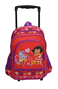 Dora the Explorer 16 Inches - Trolley Bag for Kids