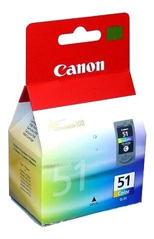 Canon CL-51 - CANON CL-51 COLOUR INK