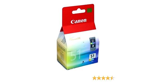 Canon Cl 51 Canon Cl 51 Colour Ink 0618b001 Küche Haushalt