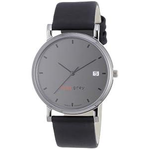 Pure grey Titan Herrenuhr 2105 G