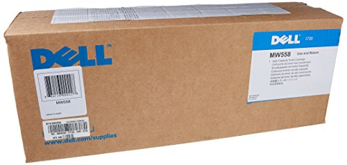 Original Dell 1720 & 1720dn Use & Return Toner Kit, ca. 6.000...