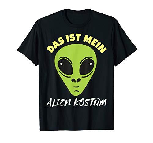 Das ist Mein Alien Kostüm Party T-Shirt für - Kind Oktoberfest Kostüm