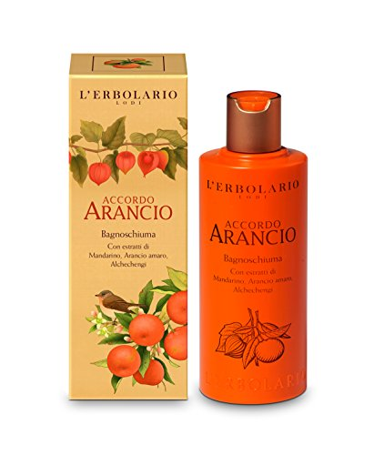 L'Erbolario Accordo Arancio Bade-/Duschgel, 1er Pack (1 x 250 ml)