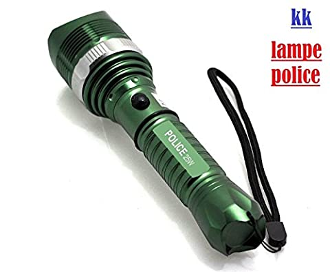 S2 / LAMPE TORCHE A LED POWER fLASH LIGHT RECHARGEABLE
