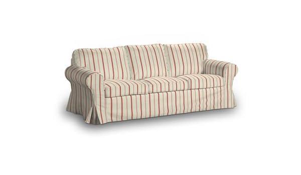 Brilliant Slip Cover For Ikea Ektorp 3 Seater Sofa Bed New Model In Cjindustries Chair Design For Home Cjindustriesco