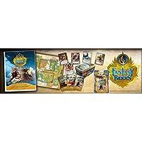Panini Tin Box 50 Cartas Fantasy Riders + MEGAPACK Lanzamiento Fantasy Riders + BLISTERS 7 Sobres