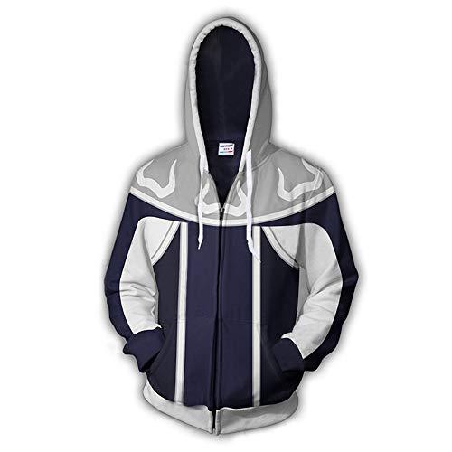 tshirt Unisex Pullover Kapuzenjacke Kleidung Mantel Reißverschluss The Last Airbender XXXL ()