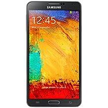 "Samsung Galaxy Note 3 - Smartphone libre Android (pantalla 5.7"", cámara 13 Mp, 32 GB, Quad-Core 2.3 GHz, 3 GB RAM), Negro (importado)"