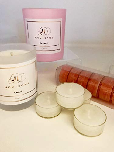 Homaroma Tealights box of 6 - Wild Fig and Cassis