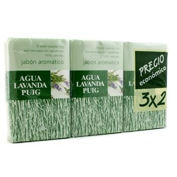 Agua Lavanda by Antonio Puig Unisex Gift Set 3 Piece, 1 set by Puig