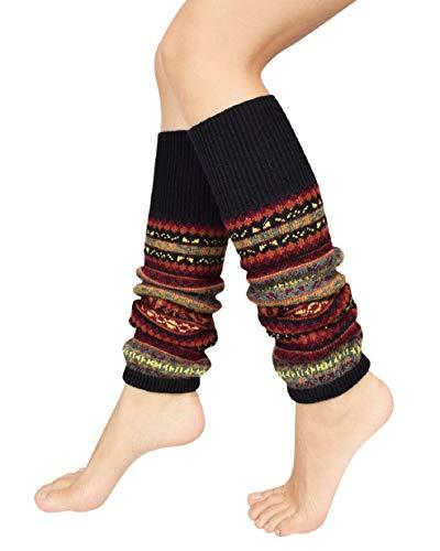 Tuopuda Calentadores piernas Mujer