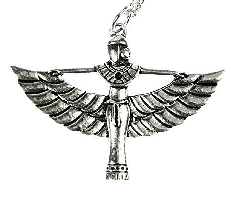Collar con el símbolo de la diosa egipcia Isis