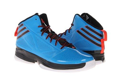 Adidas Mad Griff 2.0 Basketballschuh - blau / schwarz / rot - Herren - 9 Blue/Black/Red