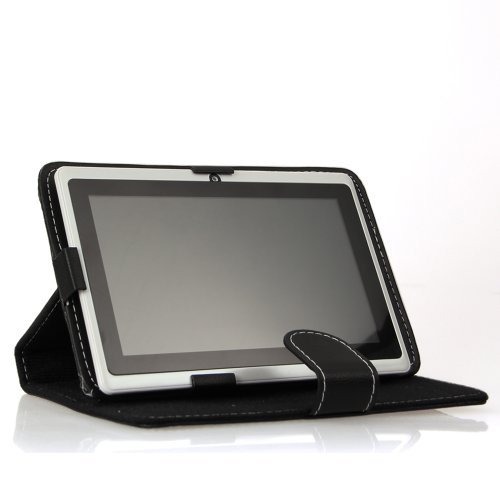 7 Inch Colorful Universal Leather Case Cover Stand for 7 Tablet PC Mid Android by GSM-FONZ (Tablet Mid Pc)