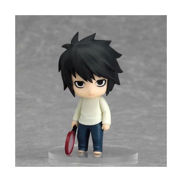 Nendoroid Petit Death Note Case File # 02 (non-scale ABS & PVC painted action figure) BOX (japan import) 4