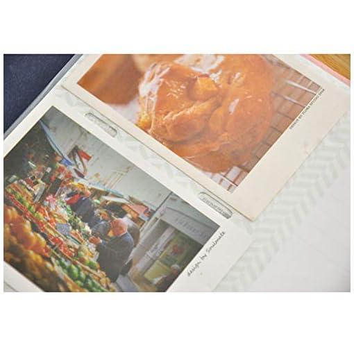 Vosarea-Buch-1-Fotoalbum-3-Zoll-Vertikaler-Einsatz-fr-Lederspule-Fotoalbum-Fotoalbum-Aufbewahrung-fr-Zugsscheine-fr-Fotos-20-Seiten-160-Blatt-schwarz