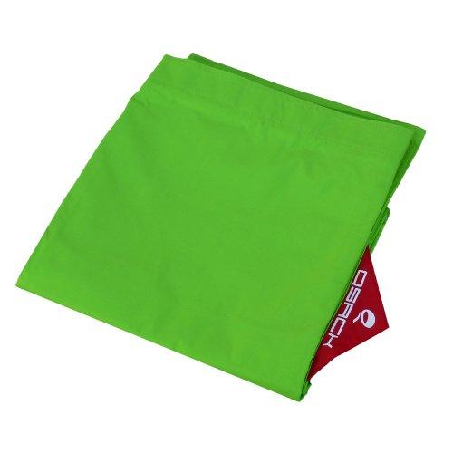 QSack Outdoor Sitzsack XXL Hülle, Bezug, 140x180 cm (apfelgrün)
