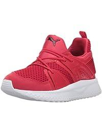 PUMA Unisex-Kids Tsugi Blaze Sneaker, Toreador-Toreador, 3. 5 M US Big Kid