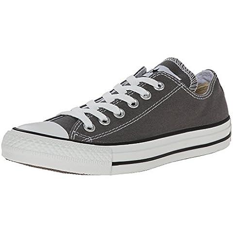 Converse los zapatos de all star chuck 1j794 color: carbón