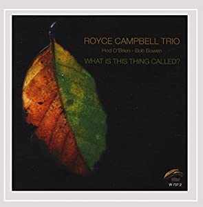 Royce Campbell Trio