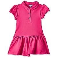 OVS Baby Girls 191DRS329B-227 DRESS, Pink (Lilac Sachet 1294), Size 12-18