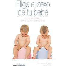 Elige el sexo de tu bebé