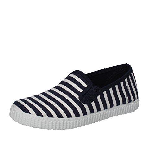 Cienta, Azul Novo Sneaker / Branco