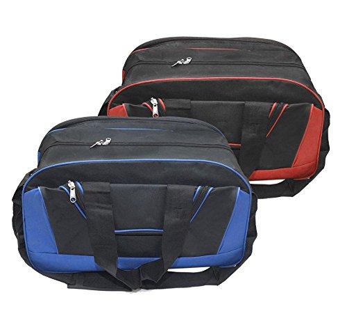 2 pack Multipurpose travel bag Casual Backpack/shopping organizer storage duffle bag for men & women