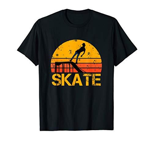 Skater T-Shirt Skateboarden Skate Skateboarder Geschenk