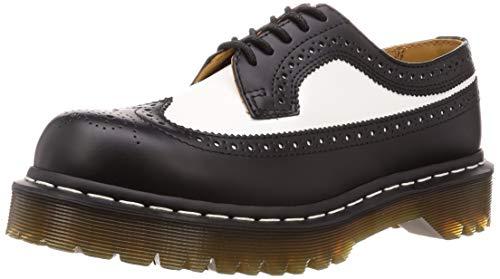 Dr. Martens Rockabilly Smooth, Zapato para Mujer Negro (39 EU)