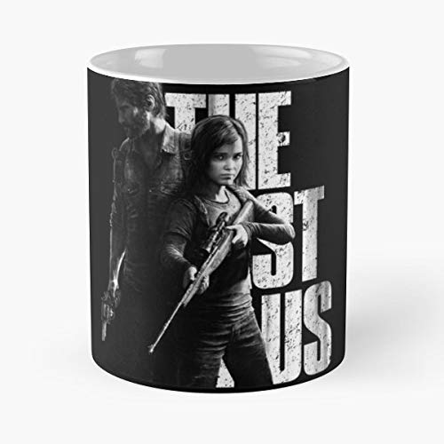 The Last Of Us Tlou Playstation Ps3 Ps4 Remastered Gaming Game Joel Zombie Clicker Apocalypse Design Ellie Troy Baker - Best Gift Coffee Mugs 11 Oz