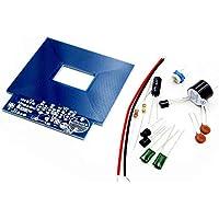Pudincoco Detector de Metales Simple Localizador de Metales Producción electrónica DC 3V - 5V DIY Kit