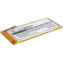 Batería para Apple iPod nano 4 Gen. A1285 (240mAh) 616-0405,616-0407
