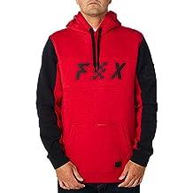 Fox Harken Pullover Fleece 208 Dark Red