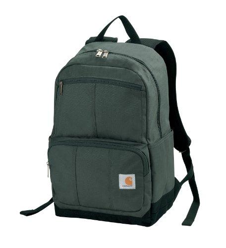 Carhartt D89 Rucksack Schulrucksack Bag, schwarz, 110313 Moos